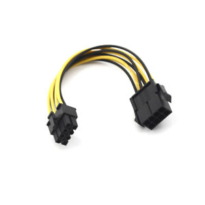 20cm-8-Pin-ATX-PSU-Power-Extension-Cable-Extension-Power-Cable-Power-Supply