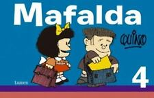 Mafalda 4 by Quino (2015, Paperback)