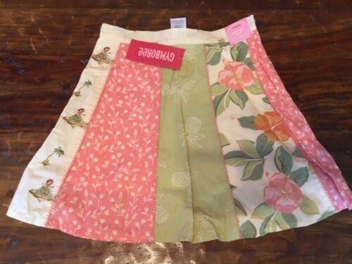 Gymboree skirt skort Aloha Wahine 4 5 6 9 10 City Sidewalk NWT NWOT Island Fun