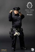 ZCWO 1/6 New York Police 2.0 Murphy Movable Male Action Figure