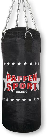 Paffen Sport- Sport- Sport- Junior Boxsack. schwarz aus Nylon. bis 12J. Boxen. Kinder. Thai. 7a10c4