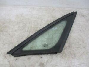 Side Window Windowpane Right Rear Triangular Screen Audi A8 (4E_) 4.2 Td