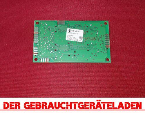 Display Module aus Gorenje SIVK6C1MO ID640SCOT Induktionskochfeld 75.04005.585