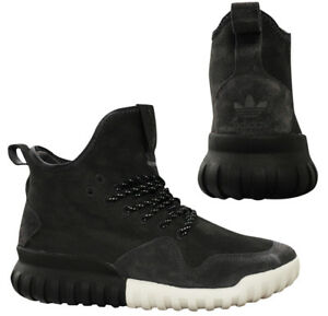 Adidas Originals Black Tubular X Uncaged for men