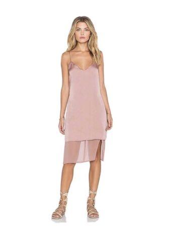 Revolve - Tularosa Slip dress in Dusty Rose 🥀