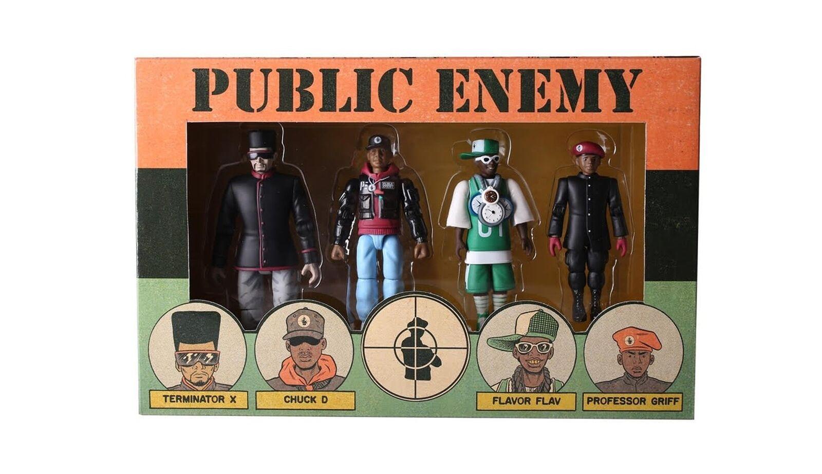 Azione cifra  Set - Public Enemy  costo effettivo