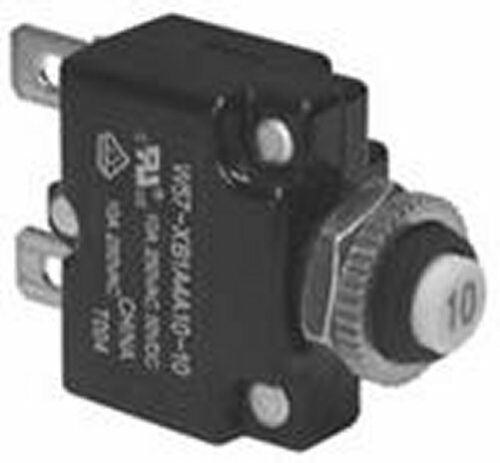 Circuit Breakers W57-XJ2A7B10-5M 5
