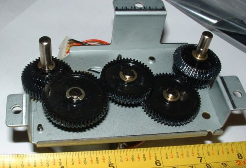new Sankyo stepping motors with gearbox