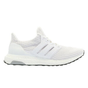 brand new af9b4 3e791 Details about NEW Adidas Ultra Boost 4.0 BB6308 Triple White Women's  Running Shoes Limited