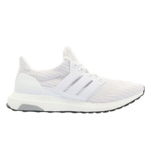 0337ca96 Details about NEW Adidas Ultra Boost 4.0 BB6308 Triple White Women's  Running Shoes Limited