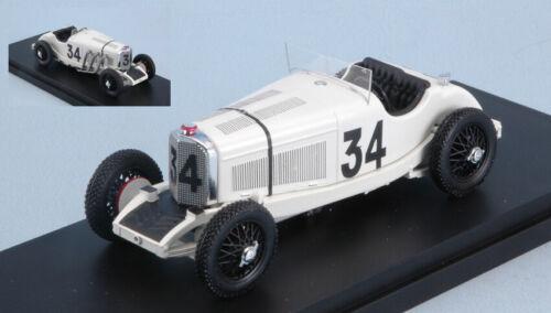 Mercedes Ssk R.Caracciola 1929 #34 3rd Monaco Gp 1:43 Model RIO4598 RIO
