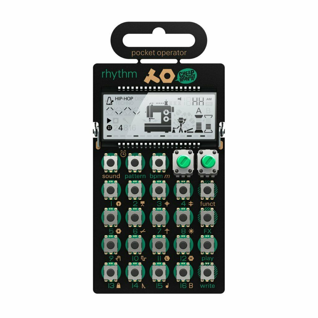 CA-X CaseNeu Teenage Engineering PO-12 rhythm
