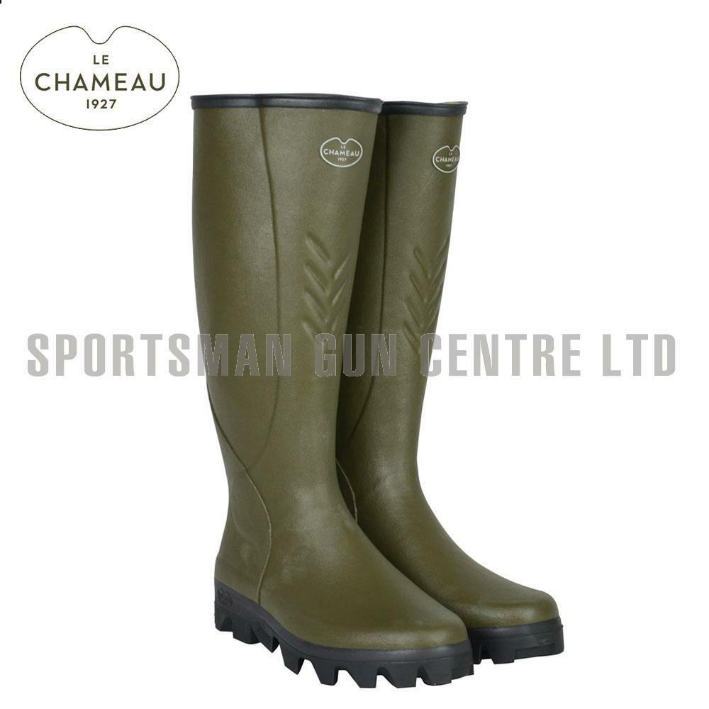 Le Chameau (verde CERES Jersey Da Uomo Vert Chameau (verde Chameau scuro) Eu42 Uk8 e0c0b6