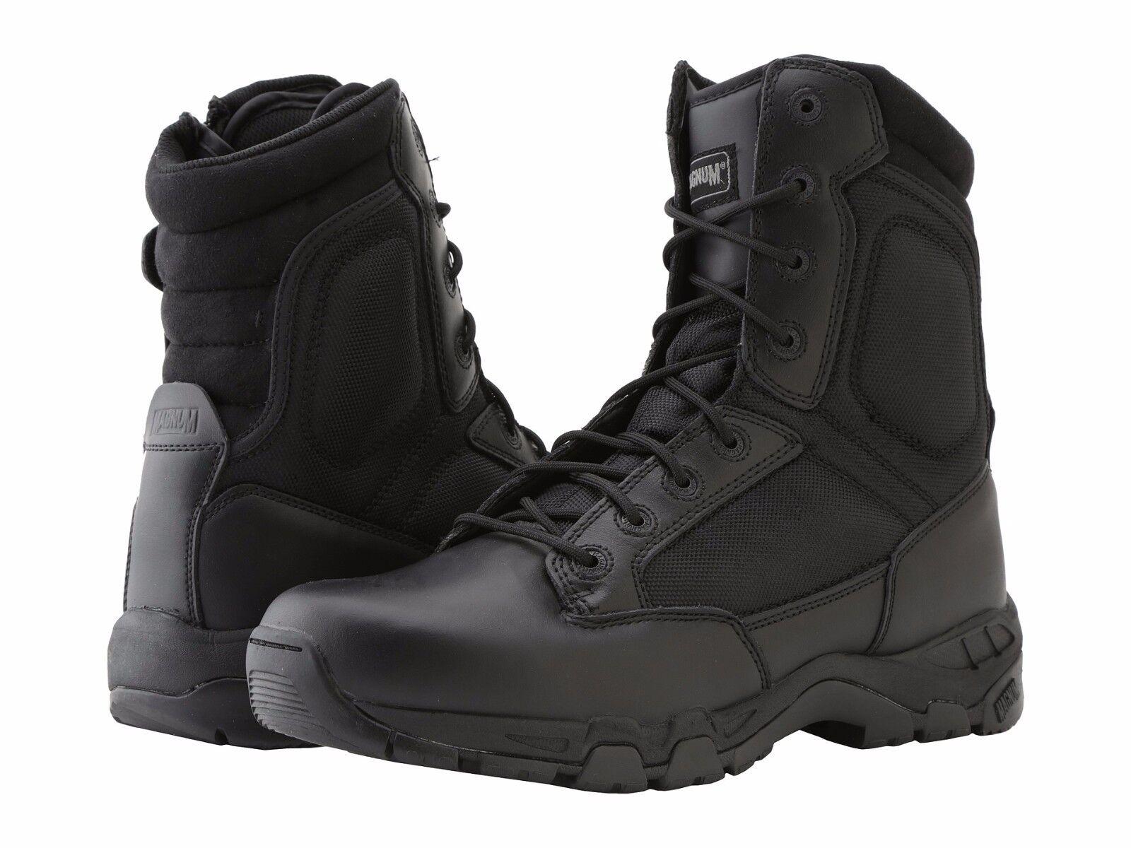 Magnum Viper Pro 8.0 Ligero para Hombre de combate de Policía Ejército botas De Trabajo Cadete UK7-13