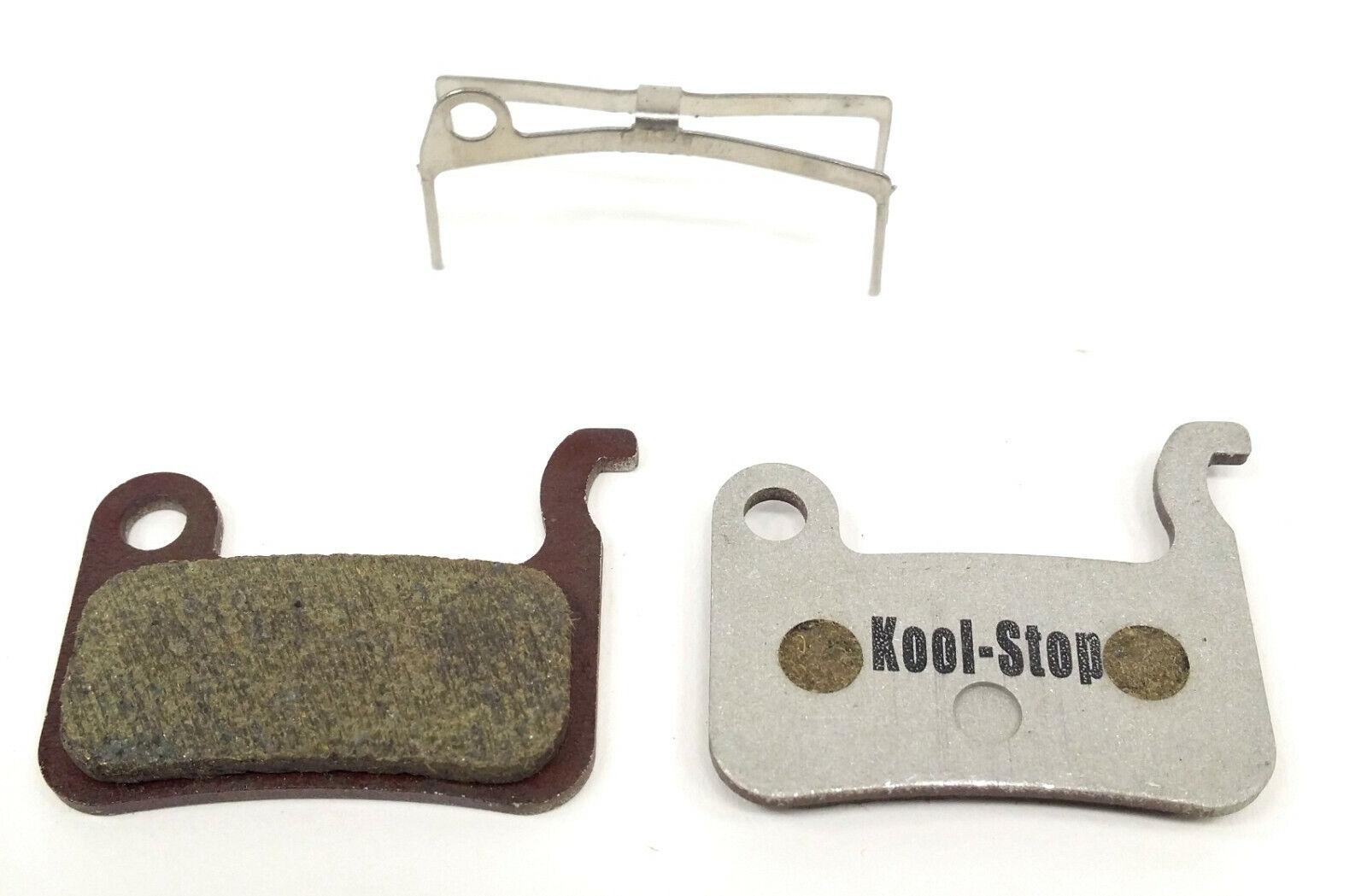 Koolstop D630A Brake Shoes K//s Disc Shi Xtr Aly Organic-m960//965//966//975//m765