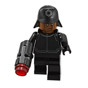 1x LEGO First Order Crew Stud Blaster Star Wars NEW Minifigure 75132