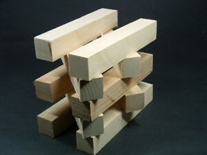 10-St-Kantel-Esche-150-25-25-mm-zum-drechseln-schnitzen-usw