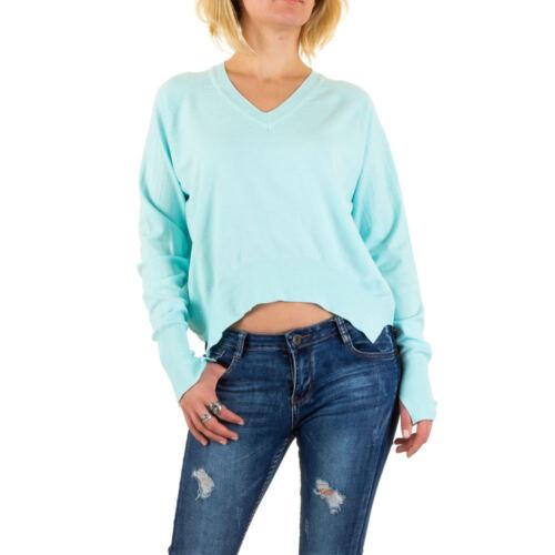 Damen Jcl Cropped Pullover 4892 Ital-design