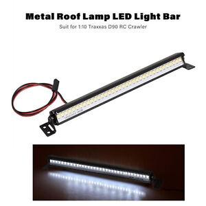 Ldach-LED-Lichtleiste-Lampe-Fuer-1-10-TRAXXAS-TRX4-D90-SCX10-ii-GEN8-RC-Crawler