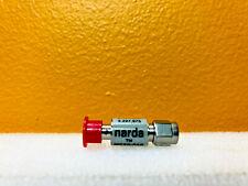 NARDA 4779-6 SMA Fixed Attenuator DC 18 GHz
