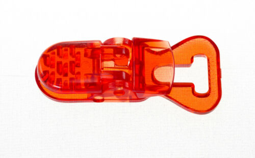 Attache Bretelle Clip Sucette Crocodile 1-5-10 Plastique Clip Attache Tetine