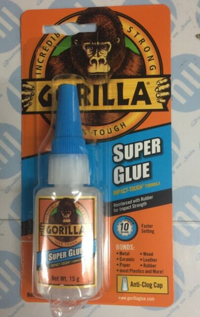 Gorilla Glue Super Glue 15g - 4044201