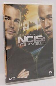 "coffret 6 dvd "" NCIS : Los Angeles Saison 3 "" Série neuf"