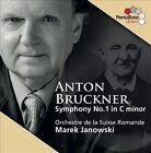 Anton Bruckner: Symphony No. 1 in C minor Super Audio Hybrid CD (CD, Mar-2012, PentaTone Classics)
