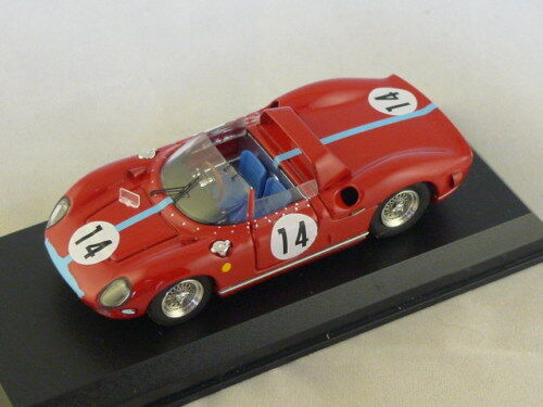 MODEL ART ART200 - FERRARI 330 P 24H LE MANS 1964 N 14 Hill - Bonnier 1/43