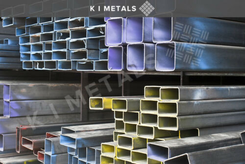1000mm Steel Erw Rectangular Box Various Sizes 3000mm available