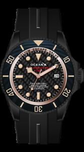 oceanx-SharkMaster-1000M-CARBON-Diver-SMS1071-International-shipping-noi-Dealer