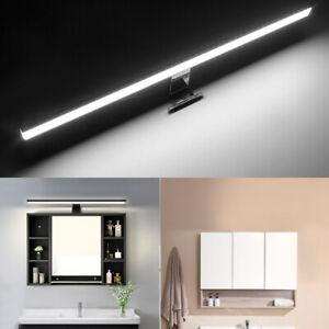 Led Spiegel Leuchte 8w 60cm Badezimmer Beleuchtung Bad Aufbau Lampe Schminklicht Ebay