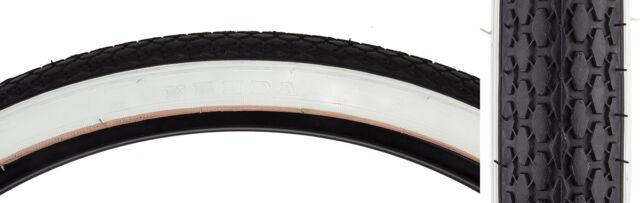 Kenda 20x1 3//4 Schwinn S-7 Bicycle Tire Whitewall 47-419