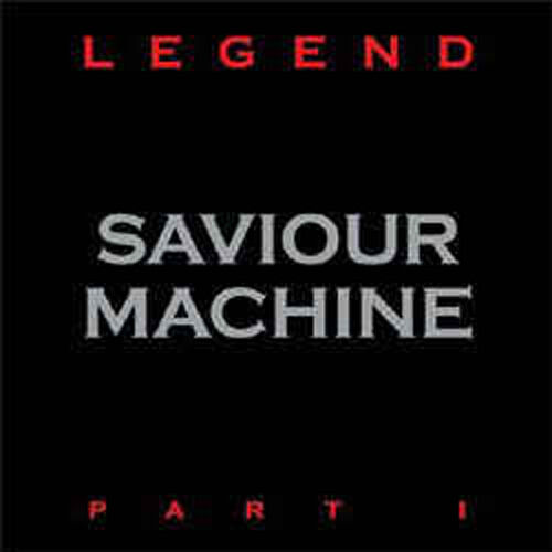 SAVIOUR MACHINE - Legend Part I - Gatefold Vinyl-2LP