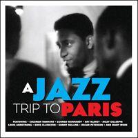 A Jazz Trip To Paris Various Artists Best Of 40 Songs Essential Sealed 2 Cd