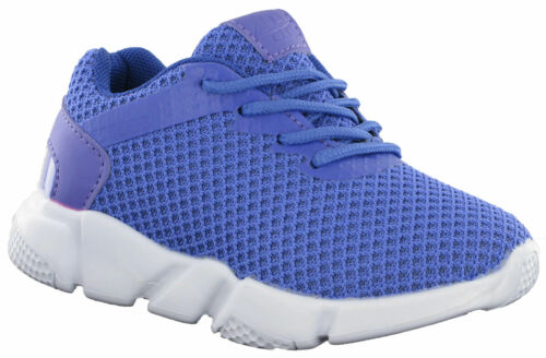 Ascot Breeze Fitness Sport Lace Lightweight Mesh Trainers Shoes Girls UK 8-2