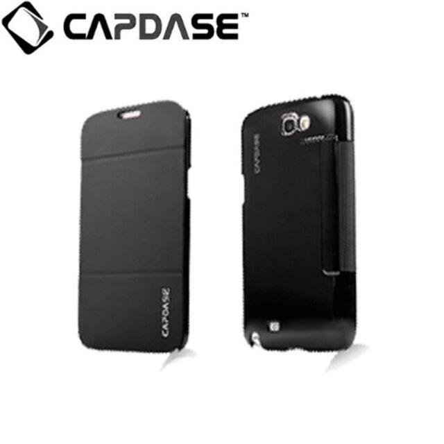 pretty nice 3adcd 449e8 CAPDASE Samsung Galaxy Note 2 Gt-n7105 Sider Flip Folder Phone Case ...