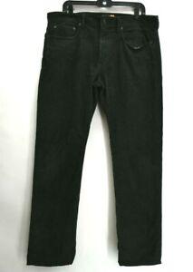 J-Crew-770-Men-039-s-36-x-32-Corduroy-Classic-Regular-Fit-Casual-Pants-Cotton-Green