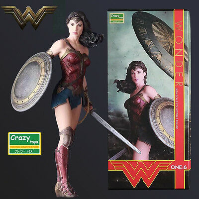 Dc Comics Crazy Toys Justice League Wonder Woman Action Figure Statue Toy Gift