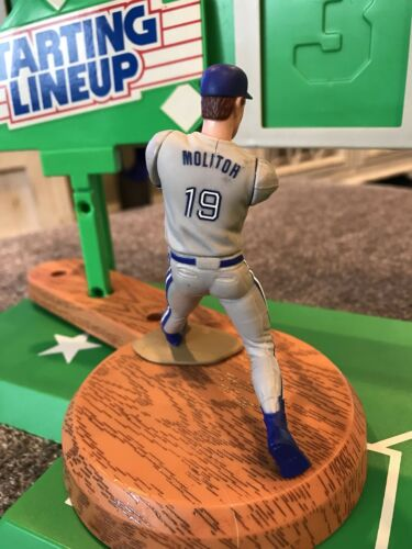 Open 1994 Starting Lineup Paul Molitor Comme neuf