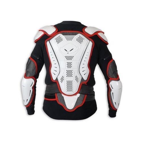Pettorina motocross-enduro Pro Ergo bianco S//M