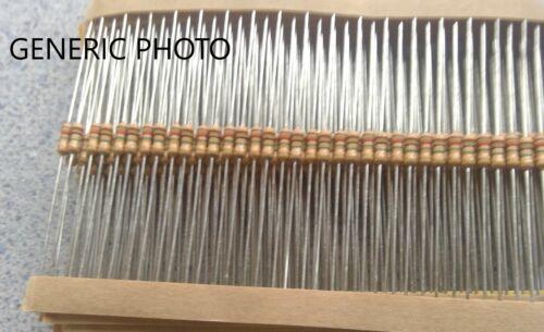 100 x 3.3M Resistors 5/% 1//4W E12 Series Resistor CR25