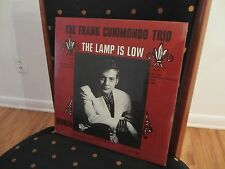 THE FRANK CUNIMONDO TRIO THE LAMP IS LOW MONDO PRIVATE JAZZ LP SEALED