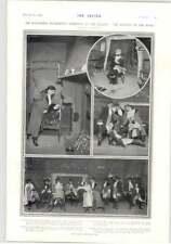 1905 Knights Of The Road Operetta, Alexander Mackenzie Mademoiselle Van Paris