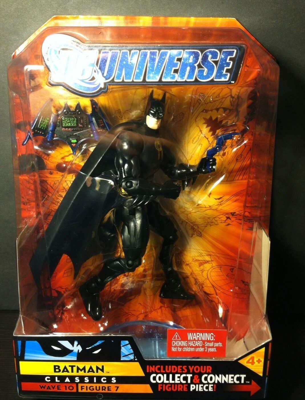 Dc - universum klassiker batman wal - mart exklusive 2009