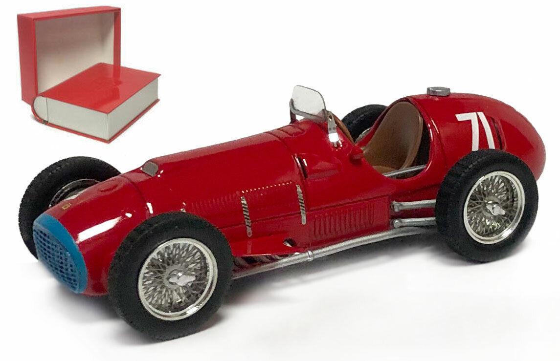 IXO SF29 51 FERRARI 375 F1 German GP 1951-Alberto Ascari échelle 1 43