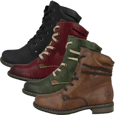 Rieker Belinga Boots schwarz