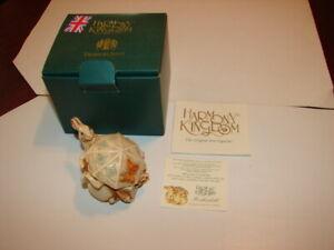 1-HARMONY-KINGDOM-Treasure-Jests-Rothschild-RABBITS-Made-UK-New-In-Box