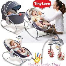 4e6f6b835 Tiny Love 3in1 Baby Rocker Napper Vibrating Bouncer Feeding Chair ...