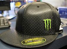 One Industries Monster Energy 210 Flex Fit Fitted Hat Cap